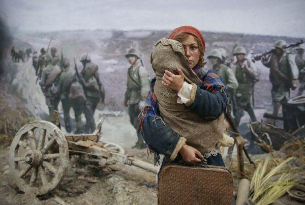 Память говорит. Дорога через войну