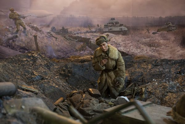 Битва за Москву. Бородино, 1941