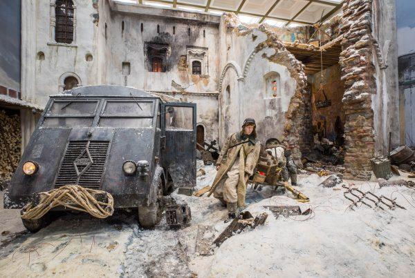 Подвигнарода: Брестскаякрепость,1941 и ВеликийНовгород,1944